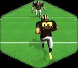 American Football Race