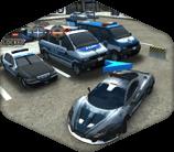 3D Parking Police Station