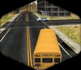Park It 3D School Bus 2