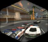 Dubai Police Supercars Race