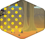 Halloween Witch's Gold