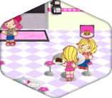 Cuti's Diner Game