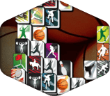 Sport Mahjong by flashgamesfan.com