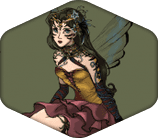 Dark Fairy Dress Up Game